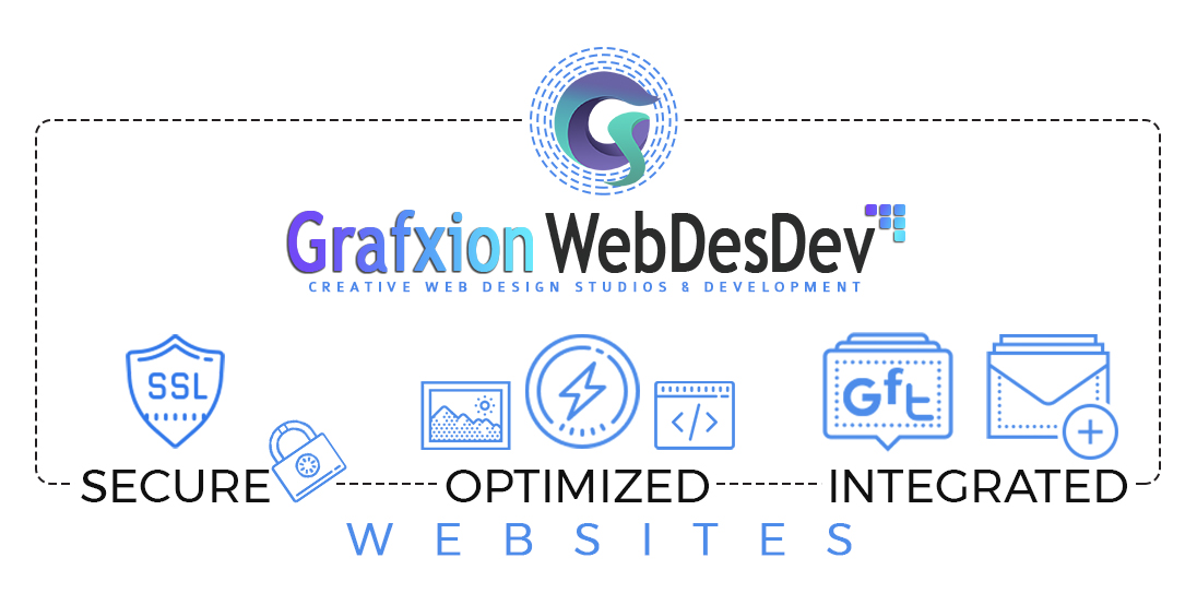 Grafxion WebDesDev Website Design