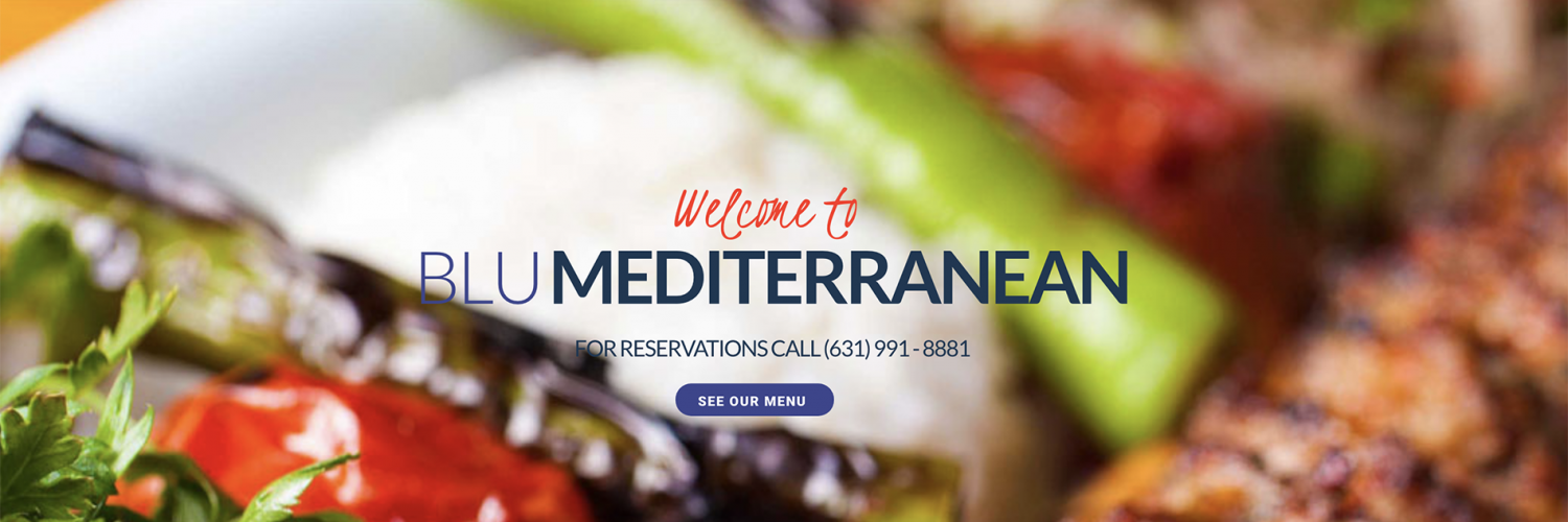 Blu Mediterranean Restaurant New York